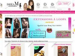 Codes promo et Offres Dream extension