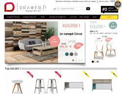 Codes promo et Offres Drawer