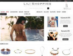 Codes promo et Offres Lilishopping