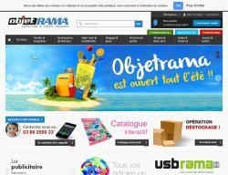 Codes promo et Offres Objetrama