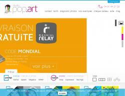 Codes promo et Offres Studio pop art