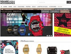 Codes promo et Offres Square des accessoires