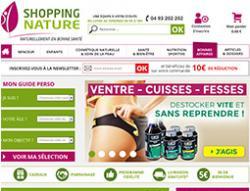 Codes promo et Offres Shopping nature