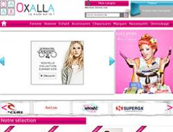 Codes promo et Offres Oxalla