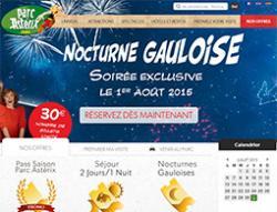 Codes promo et Offres Parc asterix