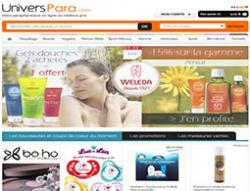 Codes promo et Offres UniversPara