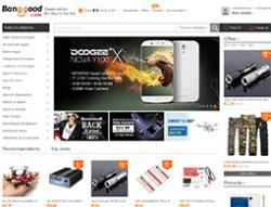 Codes promo et Offres Banggood