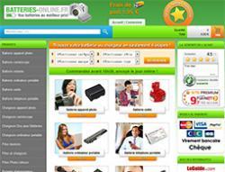 Codes promo et Offres Batteries-Online