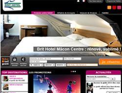 Codes promo et Offres Brit Hotel
