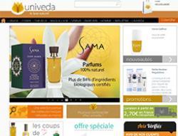 Codes promo et Offres Univeda