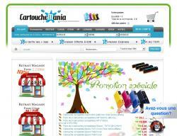 Codes promo et Offres CartoucheMania