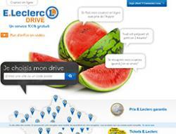 Codes promo et Offres Leclerc Drive