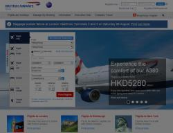 Codes promo et Offres British Airways