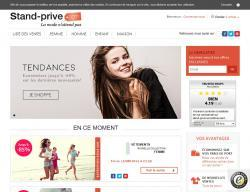 Codes promo et Offres Stand Prive