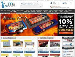 Codes promo et Offres Miniplanes