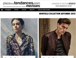 Codes promo et Offres Placedestendances.com