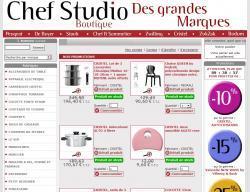Codes promo et Offres Chef studio