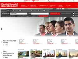 Codes promo et Offres Air Arabia