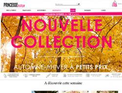 Codes promo et Offres Princesse boutique