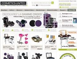 Codes promo et Offres Cosmetics United