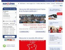 Codes promo et Offres Eurolines