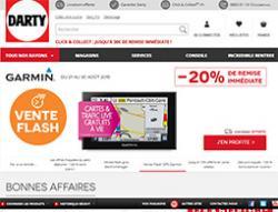 Codes promo et Offres Darty