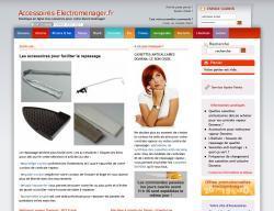 Codes promo et Offres Accessoires electromenager