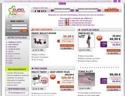 Codes promo et Offres Euroshopping