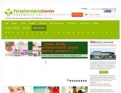 Codes promo et Offres Parapharmacie express