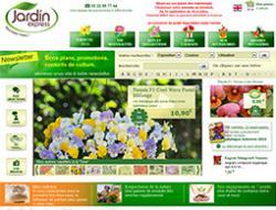 Codes promo et Offres Jardin express
