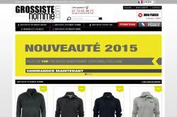 Codes promo et Offres Grossiste homme