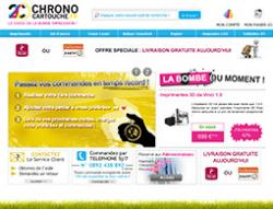 Codes promo et Offres Chronocartouche