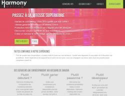Codes promo et Offres Harmony hosting