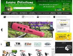 Codes promo et Offres Loisirs detections
