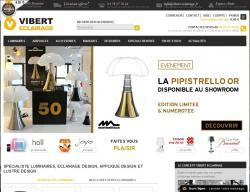 Codes promo et Offres Vibert eclairage