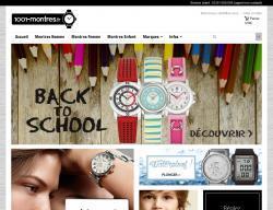 Codes promo et Offres 1001 montres