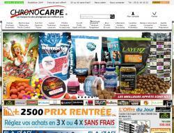 Codes promo et Offres Chrono carpe