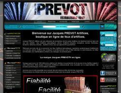 Codes promo et Offres Jacques prevot