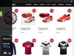 Codes promo et Offres foot store