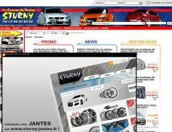 Codes promo et Offres Sturny tuning