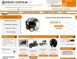 Codes promo et Offres Pieces custom