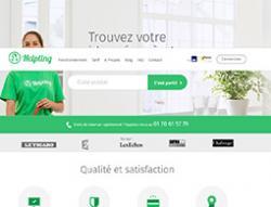 Codes promo et Offres Helpling fr