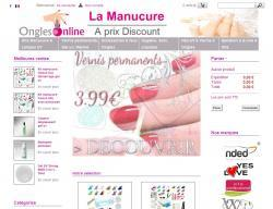 Codes promo et Offres Ongles online