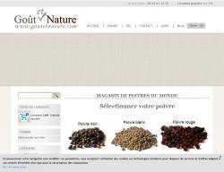 Codes promo et Offres Gout et nature