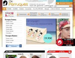 Codes promo et Offres Clic perruques