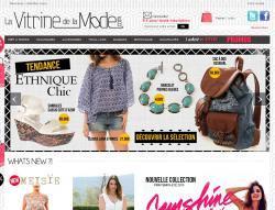 Codes promo et Offres Lavitrine de la mode