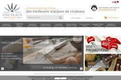 Codes promo et Offres Couteaux services