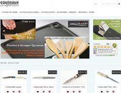 Codes promo et Offres Couteaux en ligne