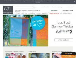 Codes promo et Offres Garnier thiebaut