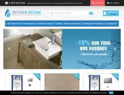 Codes promo et Offres Destock design